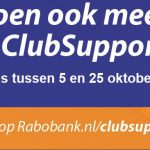 Stem Nu Op Jouw Vereniging Via De Rabo App!